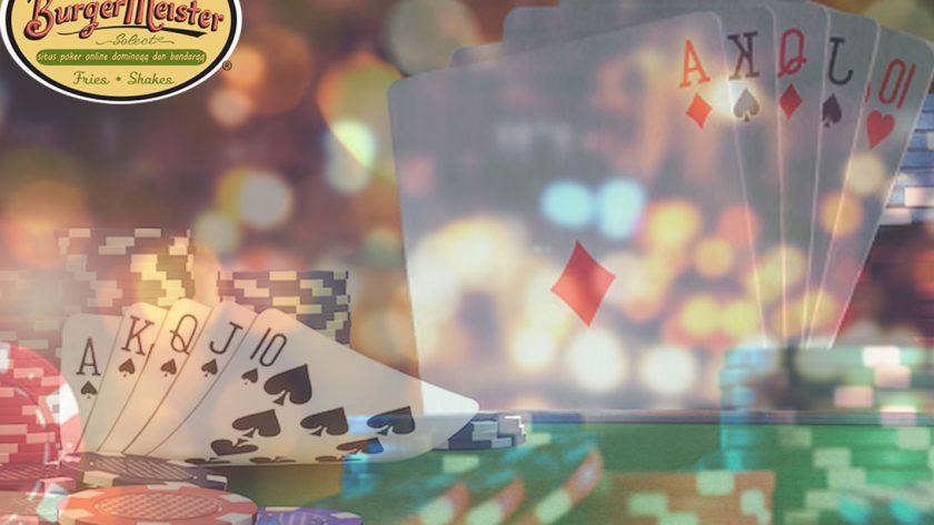 Poker Online Terbesar Di Indonesia Dengan Permainan - BurgerMeistersf